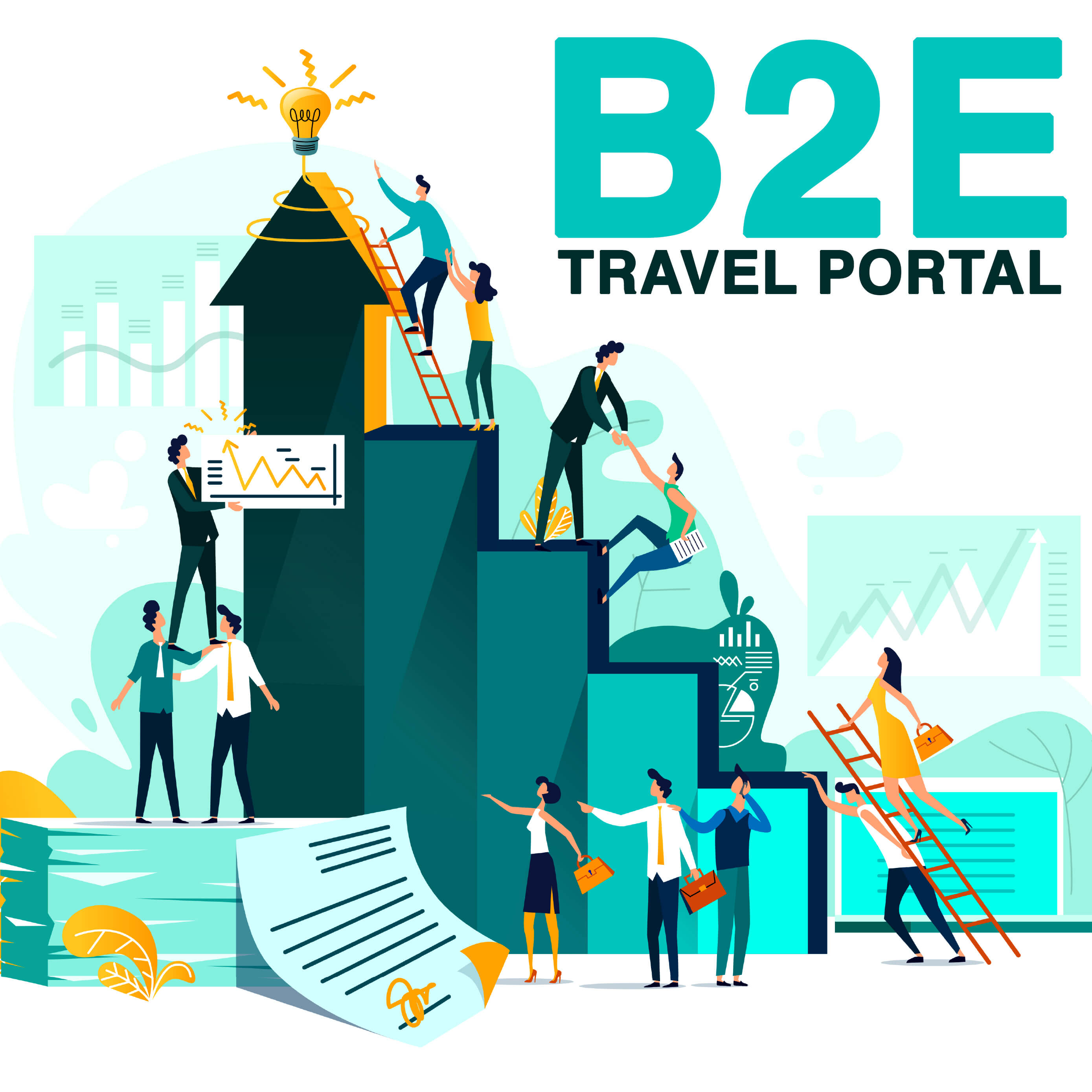 b2e-travel-website